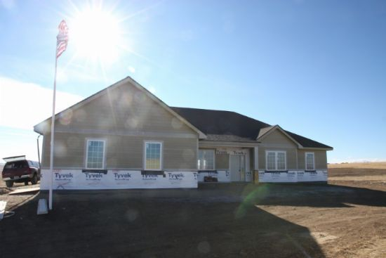 Construction Update On Our LEED Home Platinum Homes